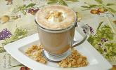 Latte Macchiato mit Krokant