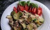 Zucchini-Thunfischpfanne