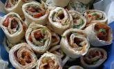 Tortilla - Schnecken