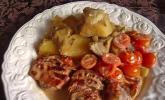 Artischocken-Kartoffel-Gemüse