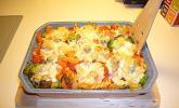 Pasta - Brokkoli - Tofu - Auflauf