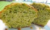 Grüne Pistazien - Muffins