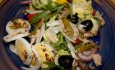 Salat nach Nizza-Art