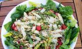 Marinierter Spargel - Erdbeer - Salat