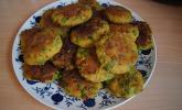 Indische Kartoffelplätzchen