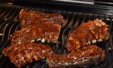 Köstliche BBQ Spareribs für Smoker und Backofen (inkl. Soße und Gewürzmischung)