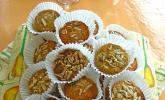 Dattel-Mandel-Muffins mit Amaretto