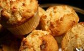 Weisse-Schokoladen-Macadamia-Muffins