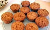 Nutella-Mandel-Muffins
