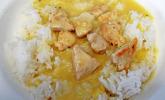 10 - Minuten - Hühnerfrikassee