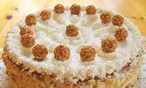 Sahnige Giotto-Torte