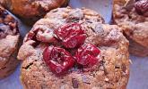 Schoko - Kirsch - Muffins