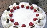 Marzipan - Kirsch - Torte
