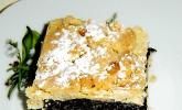 Schlesischer Mohn-Streusel-Hefeteig-Kuchen
