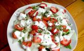 Kohlrabi - Erdbeeren
