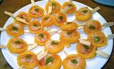 Scampi - Mango - Spieße