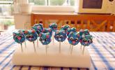 Eulen Cake-Pops
