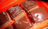 Frosting / Glasur mit Schokolade und Sahne