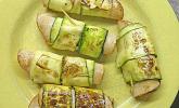 Zucchini-Putenbrust-Röllchen mit Feta