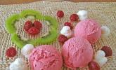 Himbeer-Joghurt-Eis
