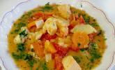 Daphnes 'Sizilianische Fischsuppe'