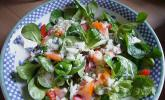 Salatsoße für Feldsalat