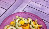 Gurken - Mango - Salat