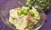 Urmelis lieblicher Gurkensalat