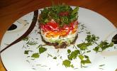 Kebab-Salat