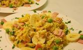 Curry - Bananen - Reissalat