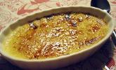 Crème brûlée von der Tonkabohne