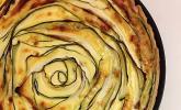Zucchini-Strudel-Quiche