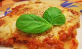 Linsen - Lasagne