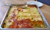Möhren-Curry-Lasagne