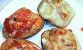 Blechkartoffeln, bunt und würzig