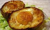 Eier im Kartoffelnest