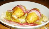 Würzige Ofenkartoffeln mit elastischem Kern