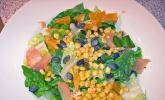 Florida-Salat mit Orangen und Grapefruits