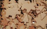Erdnussbutter Ausstechkekse