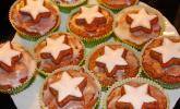 Zimtstern-Muffins