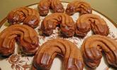 Schokoladiges Dinkel - Spritzgebäck