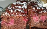 Kakao - Kirsch - Kuchen