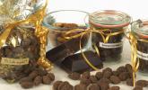 Schokolade-Zimt-Mandeln