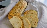 Parmesan - Oregano - Baguettes