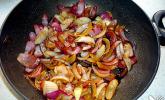 Karamellisierte Zwiebeln