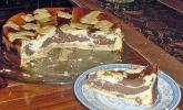 Schokolade - Marzipan - Zupfkuchen mit Kaffeelikör