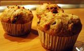Käse-Cabanossi-Muffins