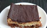 Schokoladen-Haselnuss-Kuchen mit Ziegenfrischkäse