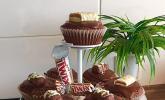 Twix White - Brownies mit Rahmkaramell - Topping