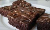 Saure Brownies